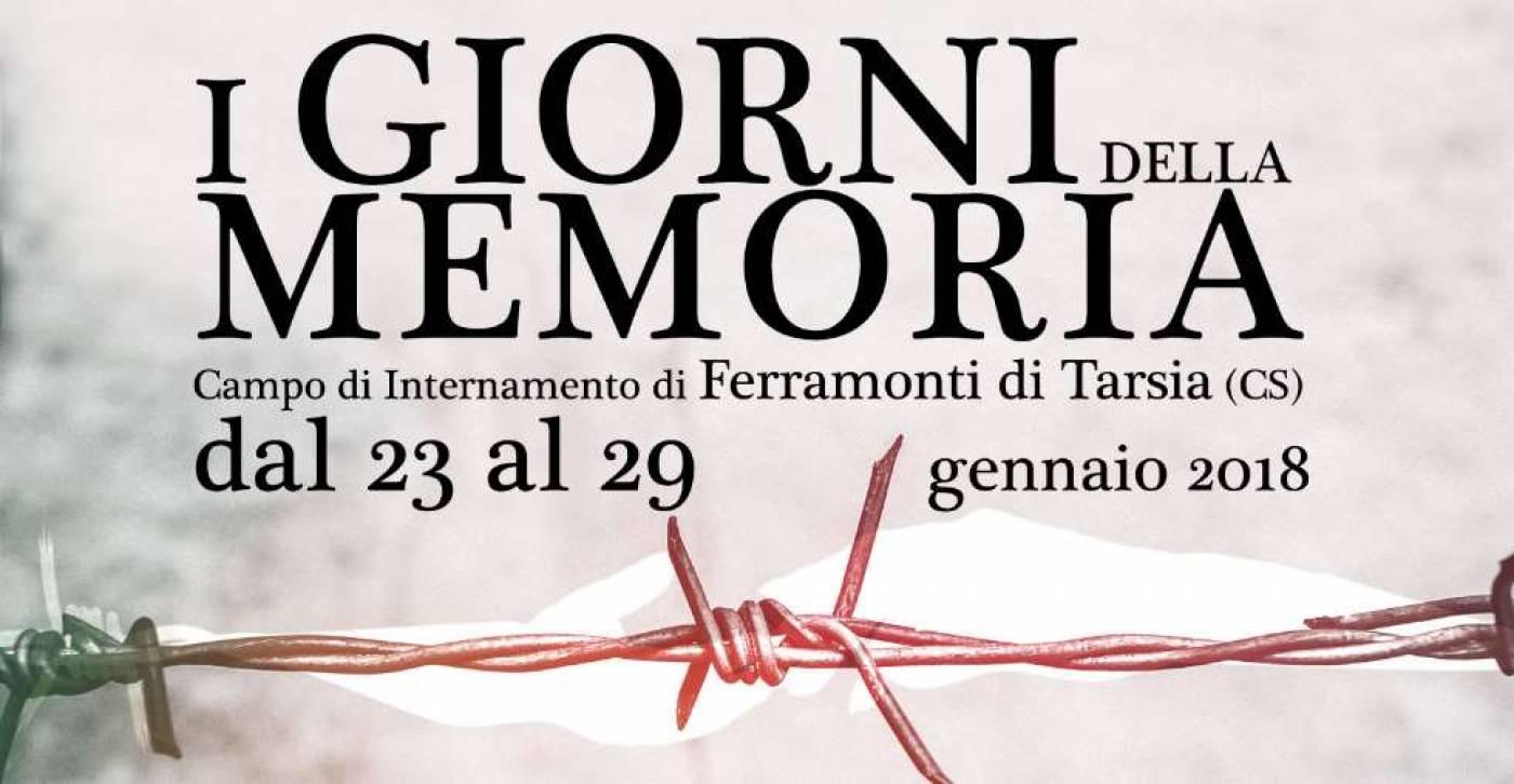 27 gennaio Giorno della Memoria