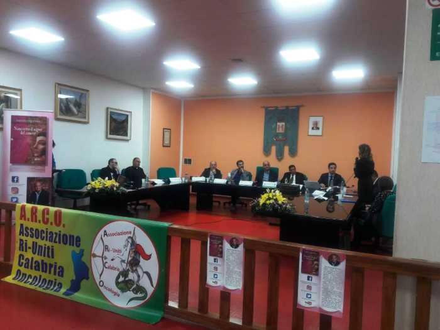 Il magistrato Rocco Cosentino sensibilizza la lotta ai tumori