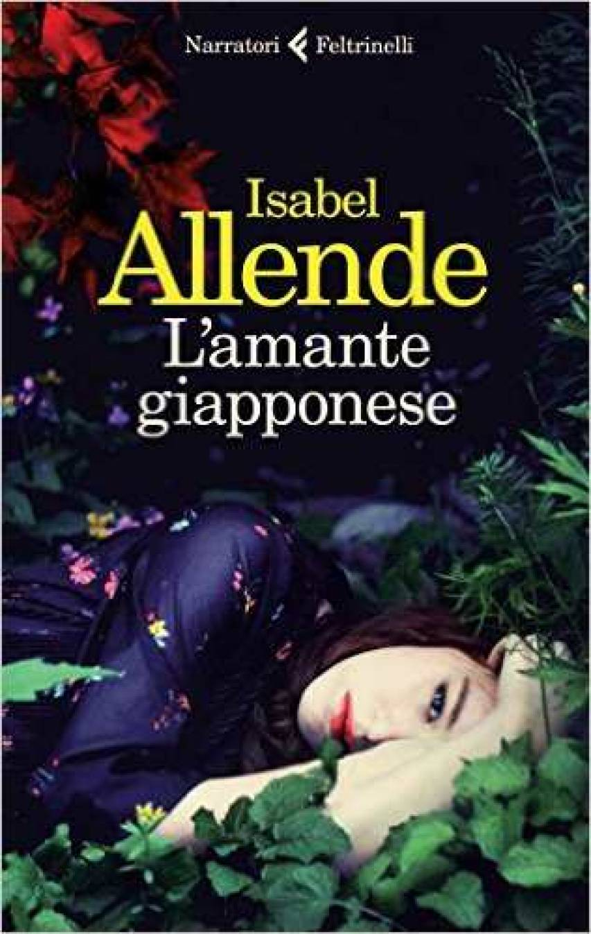 L'amante giapponese di Isabelle Allende