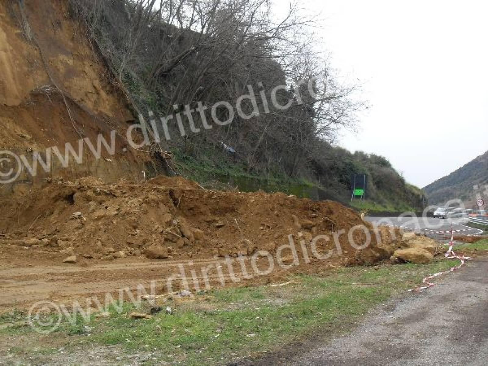 Maltempo, esonda il fiume Crati. Torna normalità in Calabria