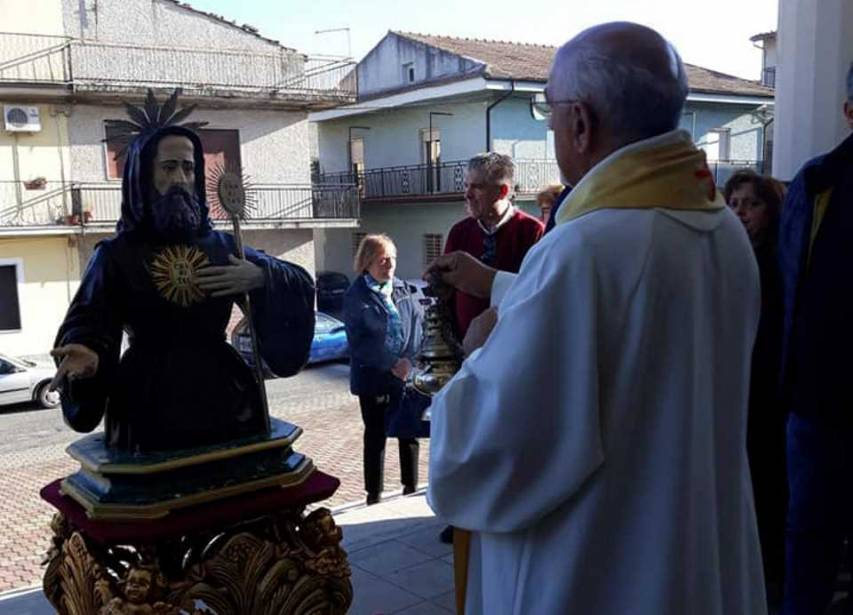 Sartano in festa per San Francesco di Paola