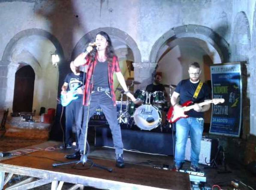I vincitori dell'Altomonte Rock Festival 2018