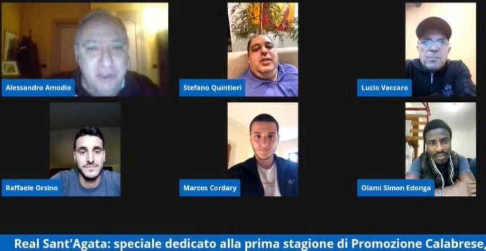 La video-conferenza in streaming